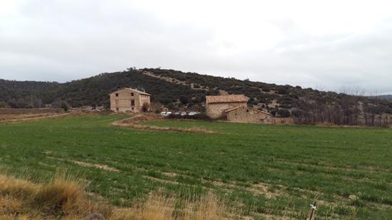 paisaje Teruel - retiros