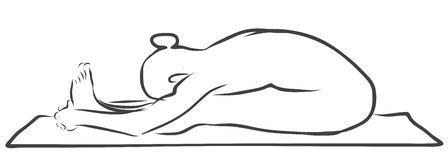 postura-estiramiento-oeste