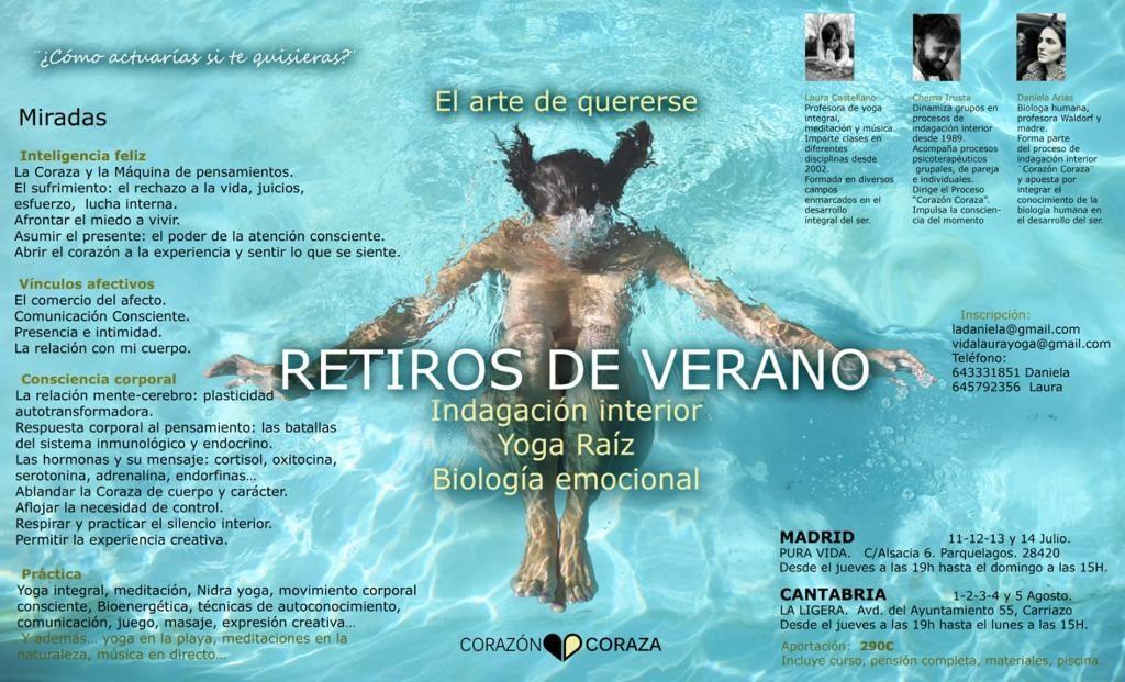cartel retiro-verano-2019